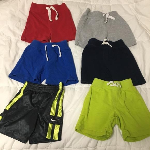 3b49886426 Nike Bottoms | Little Boys Shorts Lot 1824 Months | Poshmark